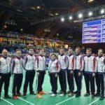 Мужская сборная России по бадминтону – бронзовый призёр Чемпионата Европы
