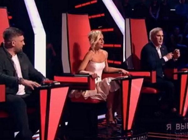 """На шоу """"Голос. Дети"""" Путин заставил Полину Гагарину в шоке встать с кресла"""