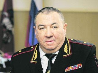 Начальник московской полиции ушел в отставку