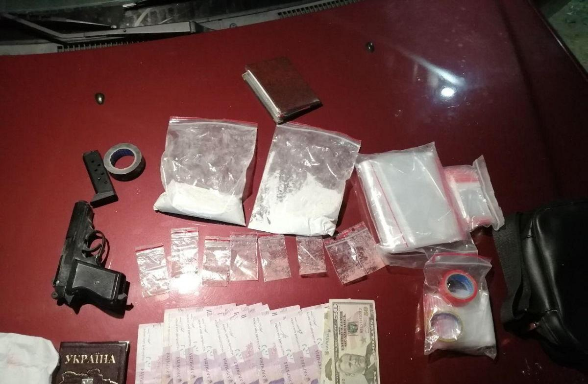 наркотики оружие