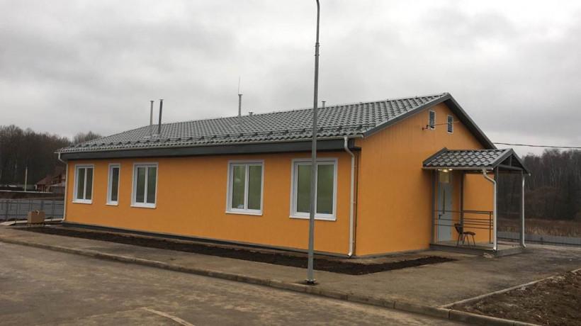Новые ФАПы построят в трех селах городского округа Лотошино в 2020 году