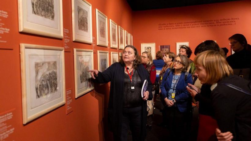 Новый Иерусалим приглашает на встречу с куратором выставки «Шагал: между небом и землей»