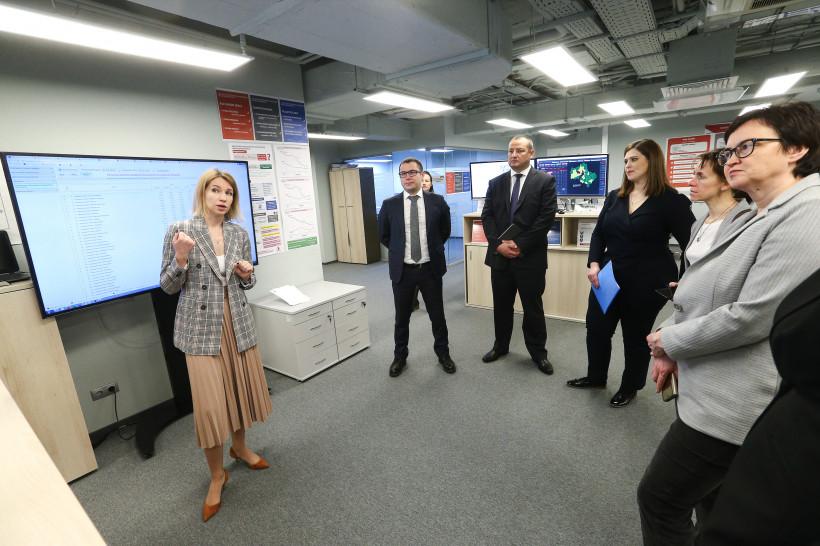Обмен опытом между регионами: Московская область и Удмуртская республика обсудили подходы к централизации бухгалтерского учета