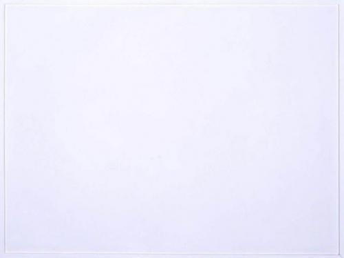7. Монохромная белая картина, Ли Юань-Чиа Ли Юань-Чиа (Li Yuan-chia), один из самых известных китайских художников 20-го века, работал в сфере живописи, скульптуры и мебели. Он создал монохромную белую картину в 1963 году. Хотя при беглом взгляде она представляет собой чистую белую поверхность, с близкого расстояния можно разглядеть нюансы. К холсту приклеены вырезанные из картона круги, которые затем закрашены таким же белым цветом, как и фон. Ли описал круги как «космические точки». Он считал точки началом и концом всего сущего. Эти точки связаны с положением вещей в безграничном пространстве Вселенной. Первоначально картина называлась «2 = 2 – 2».
