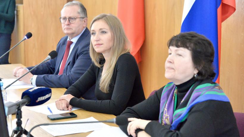 Около 100 предпринимателей Пушкинского округа обсудили вопросы бизнеса с Натальей Егоровой