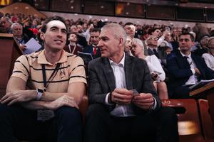Олег Матыцин на «Русской Зиме»: «Все турниры по легкой атлетике будут проведены в соответствии с календарным планом»