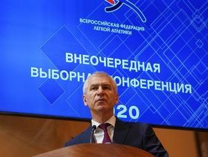 Олег Матыцин: судьба спортсменов и будущее российской лёгкой атлетики зависит от выборов ВФЛА