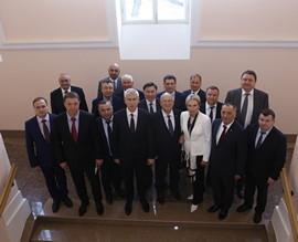 Олег Матыцин встретился с ректорами вузов, подведомственных Минспорту России