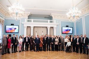 Олег Матыцин: «Взаимодействие с Общественным советом должно быть максимально открытым»