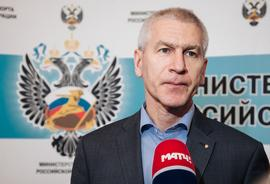 Олег Матыцин заявил, что с уважением относится ко всем кандидатам на пост президента ВФЛА