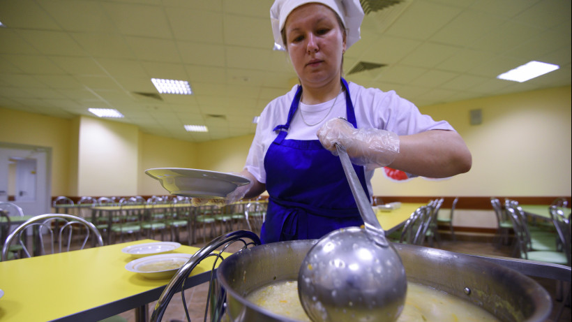 Опрос по качеству школьного питания стартовал на портале «Добродел»