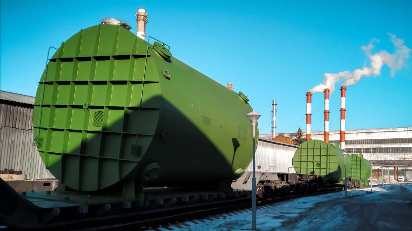 ПАО «ЗиО-Подольск» отгрузил очередной комплект оборудования для строящейся АЭС в Бангладеш