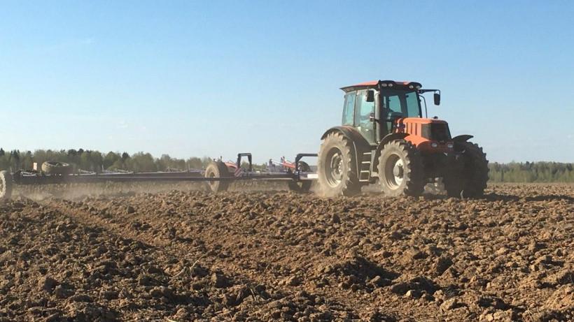 Площадь посевов увеличат на 7% на сельхозпредприятиях «Рота-Агро» в Подмосковье