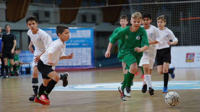 Почти 4 тыс. школьников выступят на областном этапе соревнований «Мини-футбол в школу»