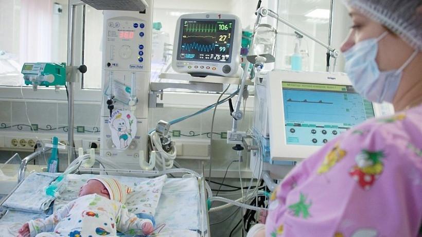 Почти на 5% снизилась младенческая смертность в Подмосковье в 2019 году