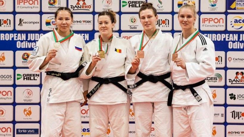 Подмосковные дзюдоисты завоевали две медали на международных турнирах