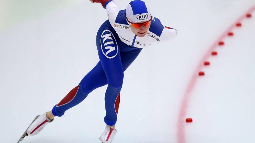 Подмосковные конькобежцы завоевали 5 медалей на этапе Кубка России