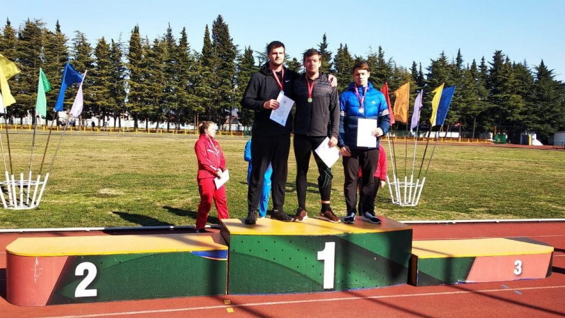 Подмосковные легкоатлеты завоевали 6 медалей на всероссийских соревнованиях «Богатырь»