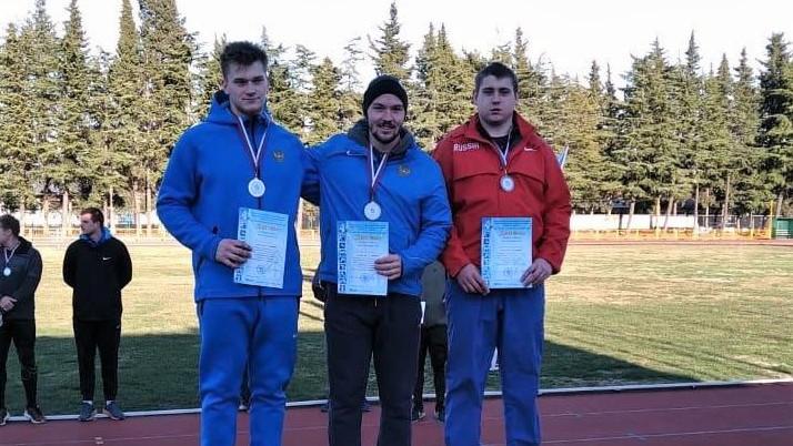 Подмосковные легкоатлеты завоевали еще 13 медалей на соревнованиях по длинным метаниям