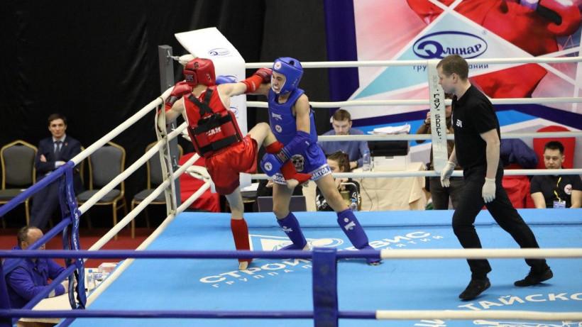 Подмосковные спортсмены завоевали 27 медалей на чемпионате ЦФО и СЗФО по тайскому боксу