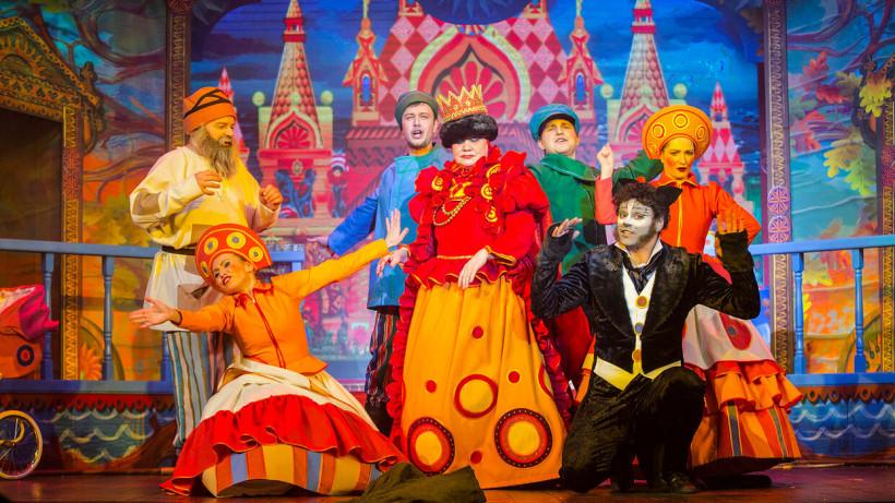 Подмосковные театры стали участниками федеральной программы «Большие гастроли»