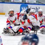 Подмосковный «Феникс» поборется за медали чемпионата России по следж-хоккею