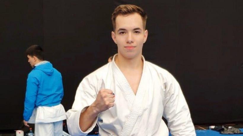 Подмосковный спортсмен выступит на молодежном первенстве Европы по каратэ