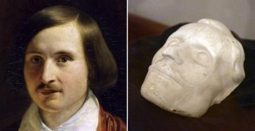 Николай Гоголь умер в 1852 году, причем почти сразу же начала ходить легенда, что он был похоронен живым, в состоянии летаргического сна. Если согласиться с данным предположением, получается, что скульптор Николай Рамазанов снимал маску с живого человека…