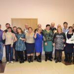 Праздничная программа «Милые красавицы России»
