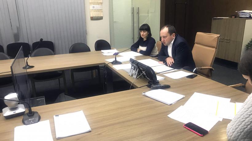 Расселение аварийного жилья в Рошале обсудили на селекторном совещании Минстроя Подмосковья