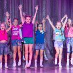 Развлекательная программа «Танец без границ»