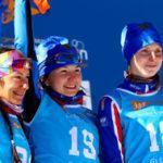 Россияне выиграли Чемпионат и Первенство мира по зимнему триатлону