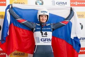 Россияне выиграли домашний Чемпионат мира по санному спорту