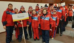 Российские спортсмены успешно выступили на Всемирных зимних пре-играх Специальной Олимпиады 2020