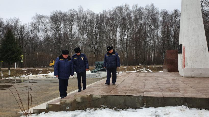 Руководство Госадмтехнадзора посетило с проверкой городской округ Чехов