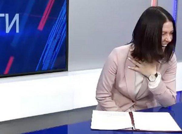 Руководство «Вестей» ответило на видео со смеющейся ведущей
