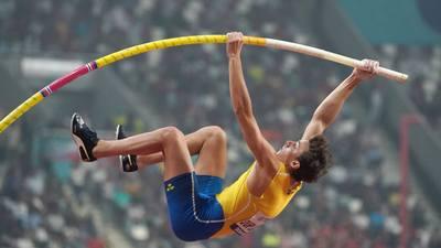 Шведский прыгун с шестом установил новый мировой рекорд