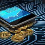 Смартфоны смогут хранить криптовалюты