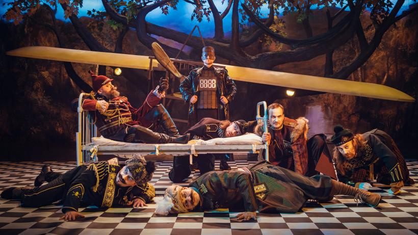 Спектакль «Питер Пэн» покажут на сцене областного театра юного зрителя 8 и 9 февраля