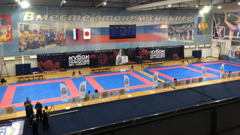 Спортсмены из Японии примут участие в международном спортивном фестивале в Пушкине