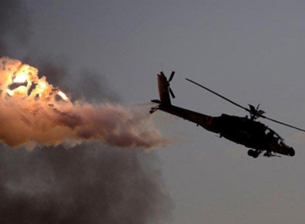 Стала известна судьба пилотов сбитого в Сирии Ми-17