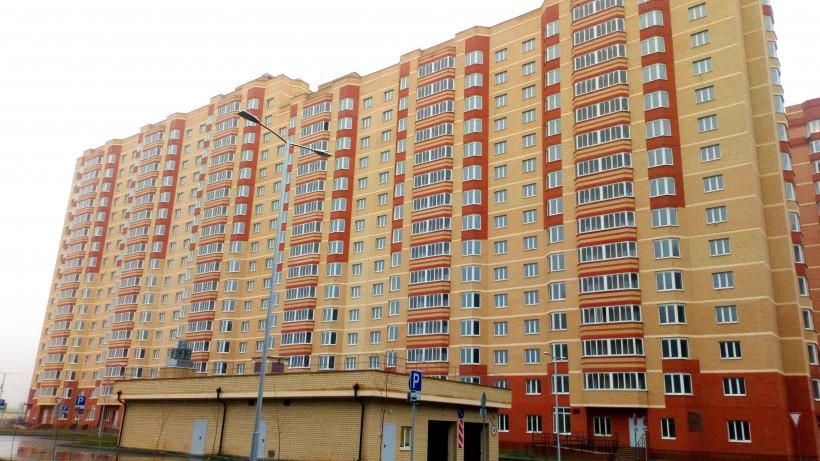 Строительство дома с подземным паркингом завершили в микрорайоне Южный Котельников