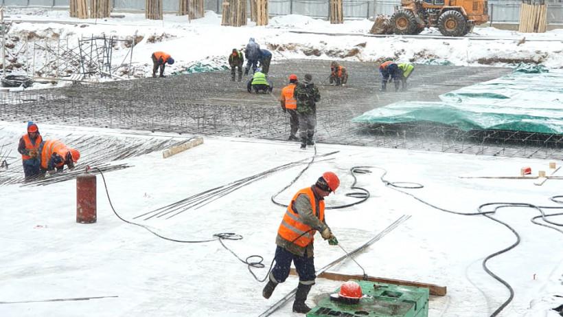 Строительство школы в Орехово-Зуевском округе завершат в 2020 году