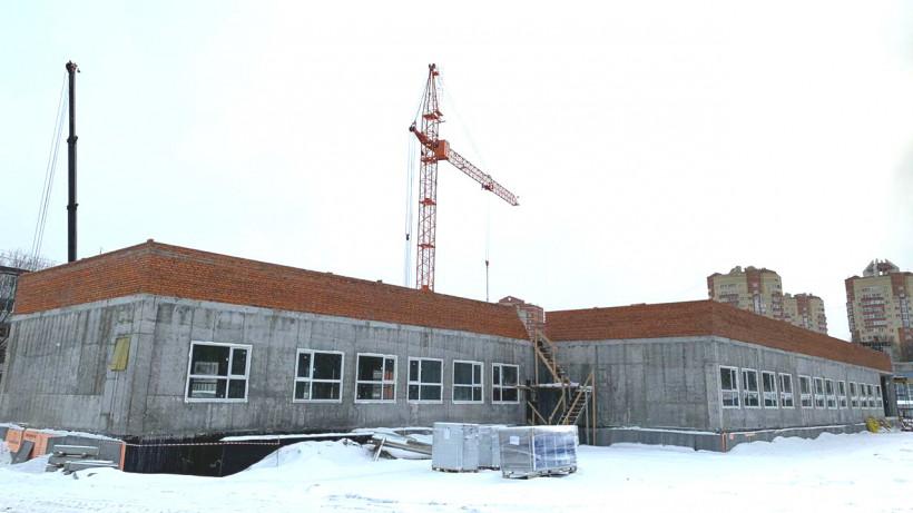 Строительство учебной пристройки в Электростали завершат в декабре 2020 года