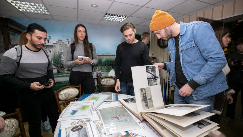 Студенты Амстердамской академии разработают концепцию культурного центра Реутова