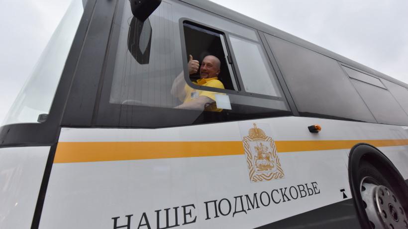 Три новых маршрута к станциям МЦД в Лобне и Красногорске запустят 22 февраля