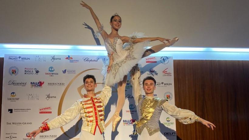 Учащиеся Московского губернского колледжа искусств успешно выступили на конкурсе в Берлине