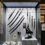 В День защитника Отечества мужчины смогут бесплатно посетить выставку «Империя и Кавказ. Оружие, обмундирование, ратные традиции»