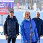 В Красноярске состоялось торжественное открытие VI Всероссийской зимней Универсиады