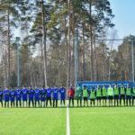 В Кратове состоялся товарищеской матч между командами Московской духовной академии и Духовного управления мусульман Московской области